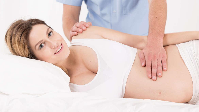 Masaż kobiet w ciąży
